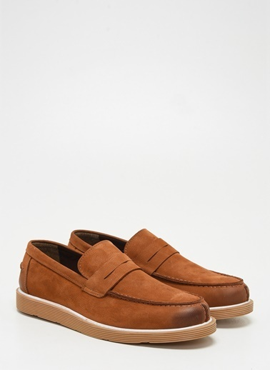 F By Fabrika Erkek Taba Sneakers LAVAL Taba